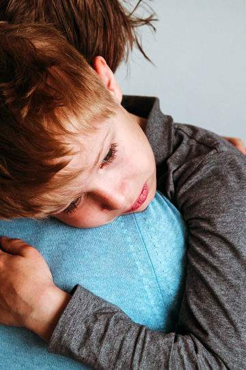 Anxieties that affect children